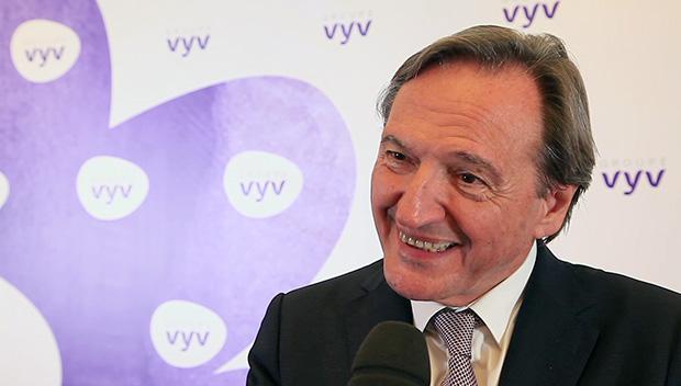 François Venturini, Directeur général du groupe VYV : ''Les mutuelles doivent internationaliser leur activité''