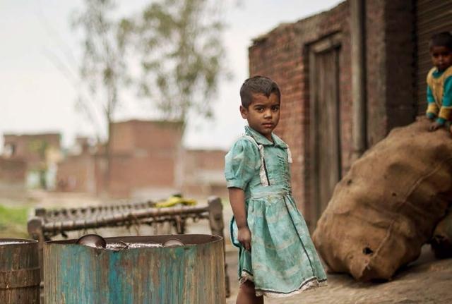 Selon l'Oit et l'Unicef, seulement un tiers des enfants dans le monde bénéficient d'une protection sociale - 07 Février 2019 à Genève (Suisse)
