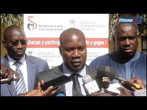 Mise en place d'un système d'information pour une gestion optimale et performante de la CMU - 11 Février 2019 à Dakar (Sénégal)