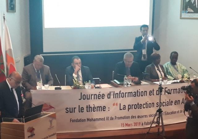 L'Union Africaine de la Mutualité appelle les politiques publiques à promouvoir la protection sociale en Afrique - 16 Mars à Rabat (Maroc)