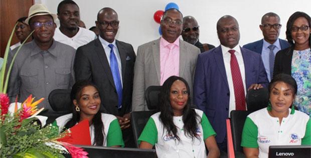 La Mugefci installe un call center pour ses adhérents - 12 Juin 2019 à Abidjan (Côte d'Ivoire)