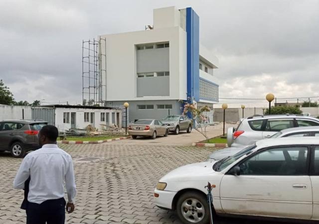 Le Pass en visite dans des centres de santé mutualistes ivoiriens - 05 juillet 2019 à Abidjan (Côte d'Ivoire)
