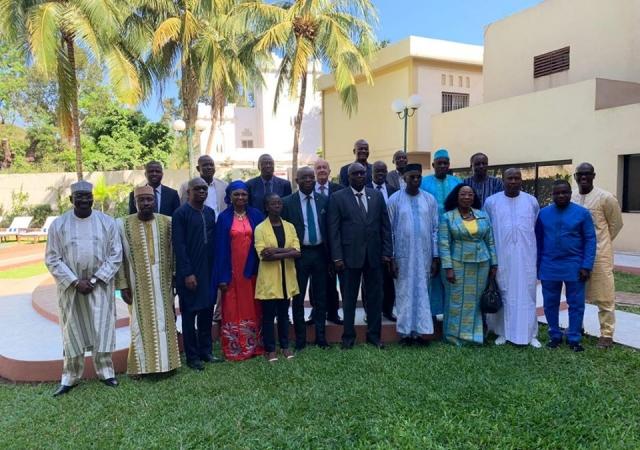 9è réunion annuelle du Comité Consultatif de la Mutualité Sociale de l'Uemoa - 3 au 5 décembre 2019 à Bamako (Mali)