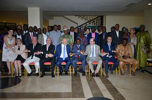 Renforcement du système de santé en Guinée : l'Union européenne et ses partenaires lancent le PASA2