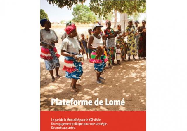 L'Airms, Swiss Tph et la Fenamuscam rejoignent les signataires de la plateforme de Lomé - 13 janvier 2020 à Bruxelles (Belgique)