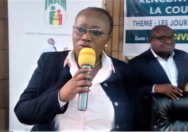 Togo : l'Inam définit une base de collaboration avec les professionnels des médias pour entamer le processus de couverture maladie universelle