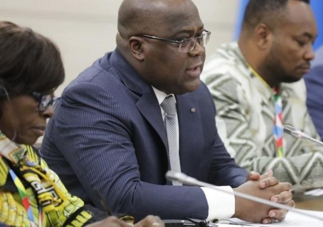 La RDC lance son plan pour instaurer une couverture santé universelle - 14 février 2020 à Kinshasa (Rdc)