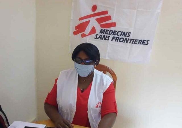 Médecins sans frontières, une Ong active dans la lutte contre la Covid-19 au Burkina Faso