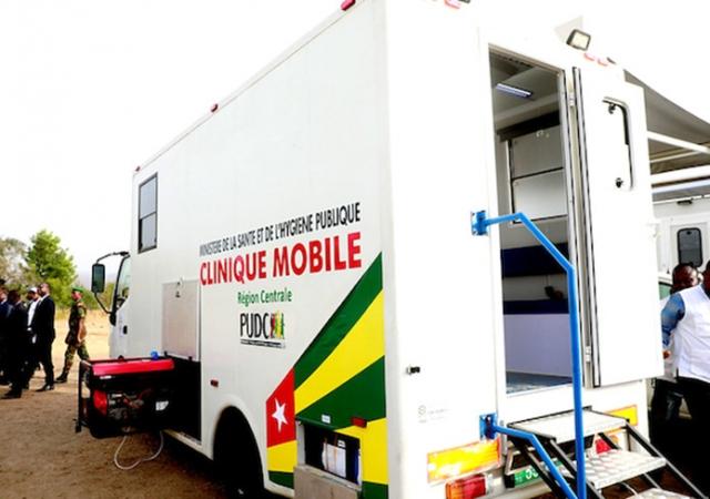 Au Togo, l'amélioration du système de santé, un chantier phare du nouveau mandat présidentiel