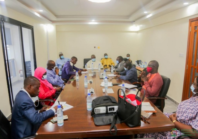 Une mutuelle de santé pour la presse sénégalaise en gestation - 27 Août 2020 à Dakar (Sénégal)