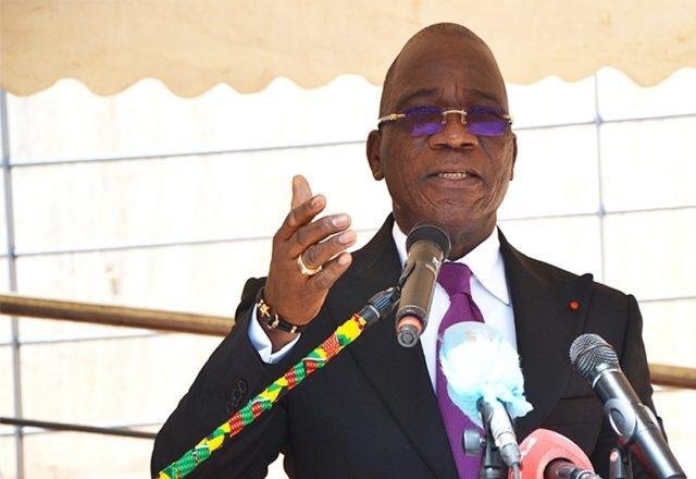 La caisse de retraite complémentaire des agents du Trésor offre aux agents une unité de restauration - 21 Août 2020 à Abidjan (Côte d'Ivoire)