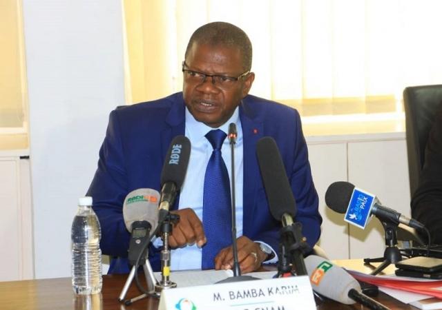Plus de 110 000 assurés ont bénéficié des prestations de la CMU - 4 Août 2020 à Abidjan (Côte d'Ivoire)