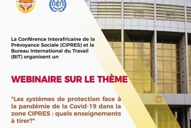 Les pays membres de la Cipres parlent de l'impact de la Covid-9 dans leur zone
