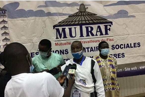 La mutuelle des travailleurs du fisc burkinabé renouvelle ses instances pour le renforcement de ses acquis -7 Août 2020 à Ouagadougou (Burkina)