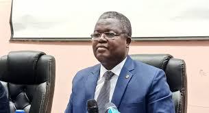 Venant Célestin Quenum nommé directeur général de l'Agence nationale de protection sociale béninoise - 25 Septembre 2020 à Cotonou (Bénin)