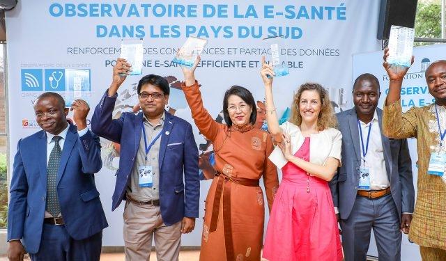 La Fondation Pierre Fabre présente les lauréats de l'Observatoire de la e-Santé en Afrique et en Asie - 11 Septembre 2020 à Lavaur (France)